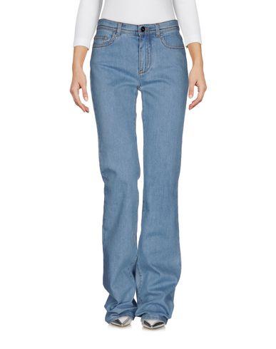 Джинсовые брюки FENDI 42551843QU