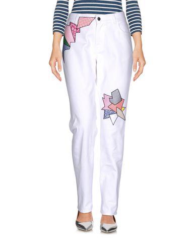 Джинсовые брюки CHRISTOPHER KANE 42552081QG