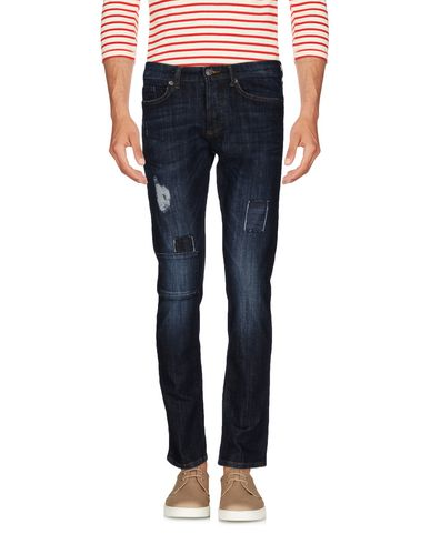 Джинсовые брюки PAOLO PECORA 42552187JO