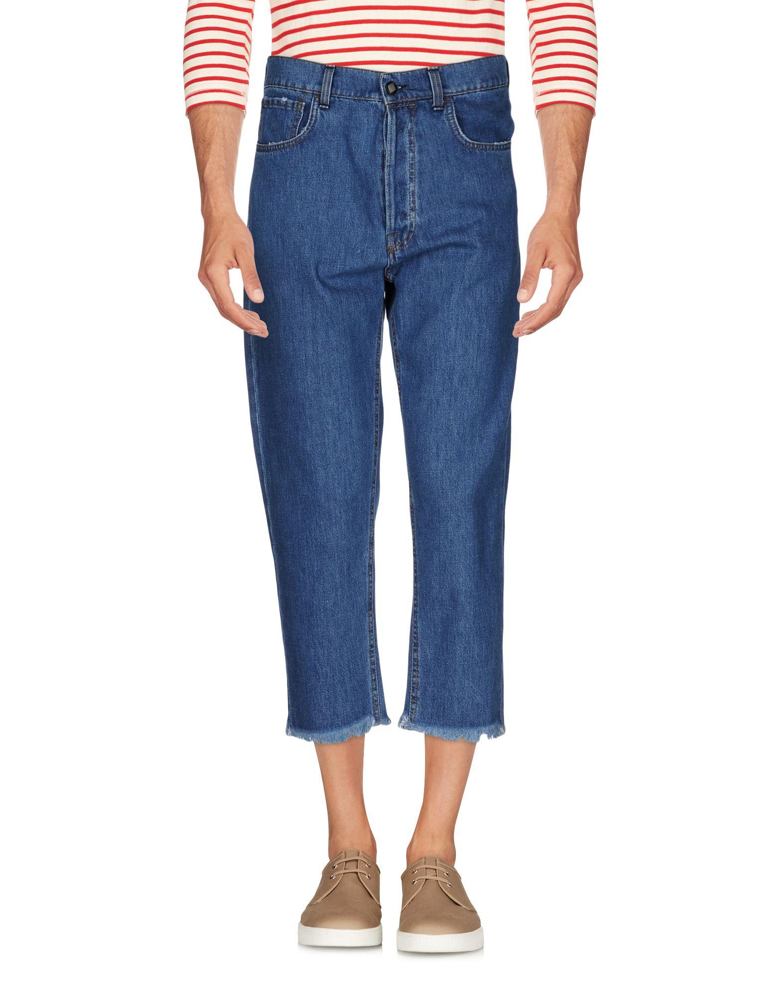 AMISH Джинсовые брюки amish roots