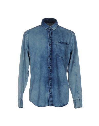 Джинсовая рубашка CALVIN KLEIN JEANS 42552757RU