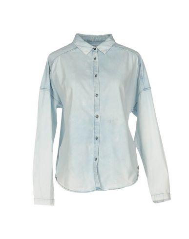 Джинсовая рубашка MAISON SCOTCH 42552806KP