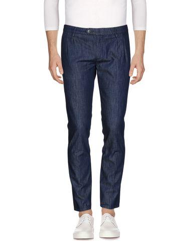 Джинсовые брюки PAOLO PECORA 42552956PR