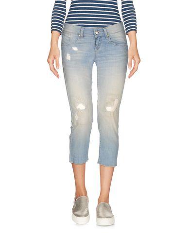 Джинсовые брюки-капри TAKE-TWO 42553023EH