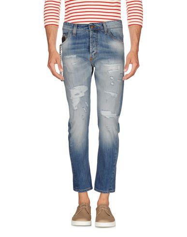 Джинсовые брюки YES LONDON 42553110ON