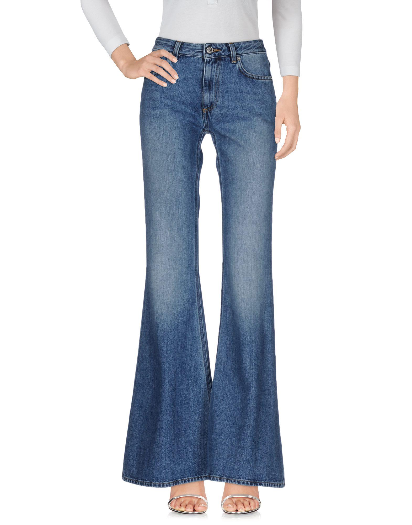 цены на ACNE STUDIOS Джинсовые брюки в интернет-магазинах
