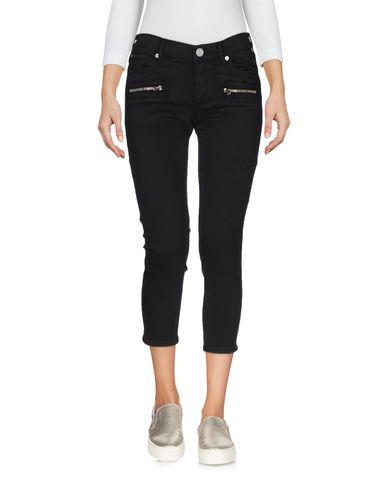 Джинсовые брюки-капри TRUE RELIGION 42553394TR