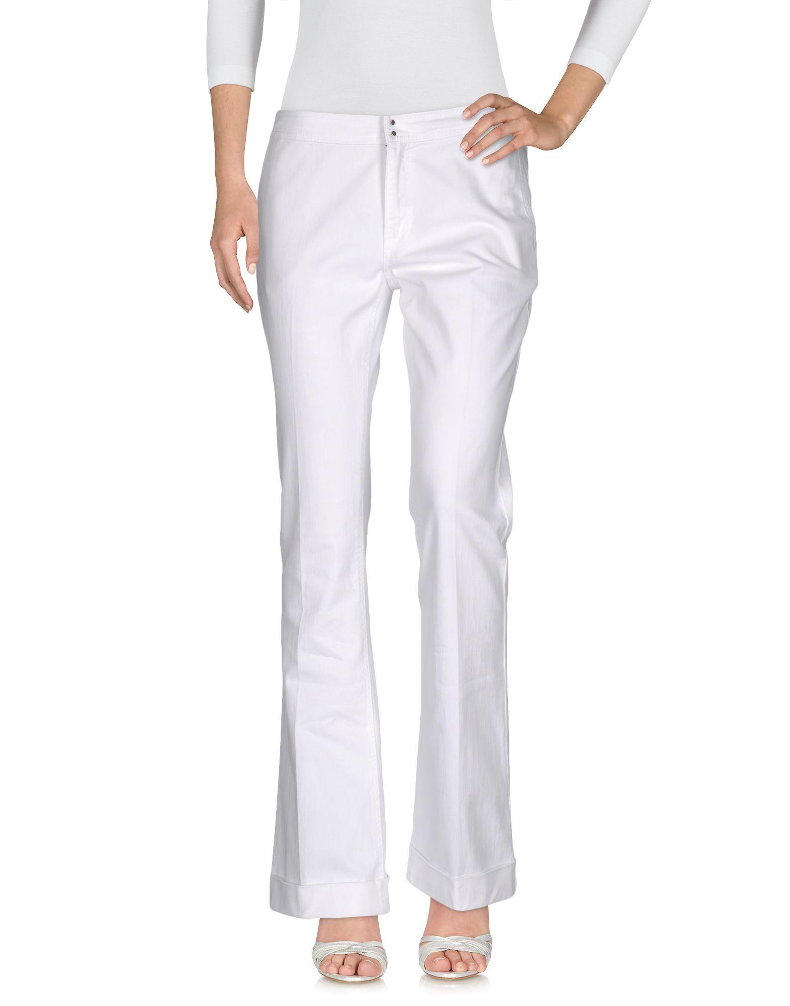 где купить ELIE TAHARI Джинсовые брюки по лучшей цене