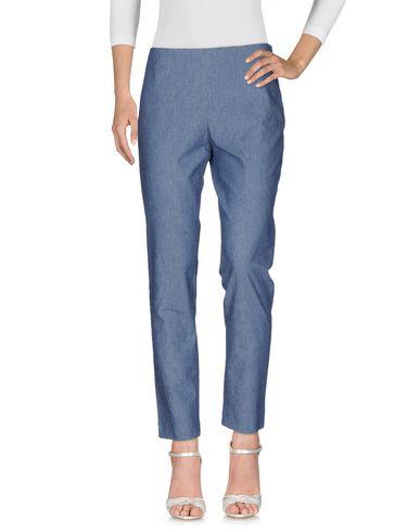 Джинсовые брюки JIL SANDER NAVY 42553795EX