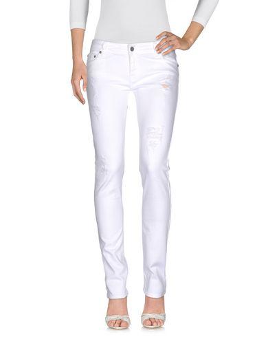 MADE WITH LOVE Pantalon en jean femme