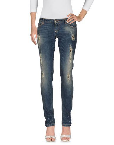 Джинсовые брюки PHILIPP PLEIN 42554098MK
