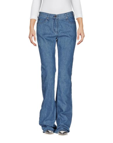Джинсовые брюки ARMANI COLLEZIONI 42554205SJ