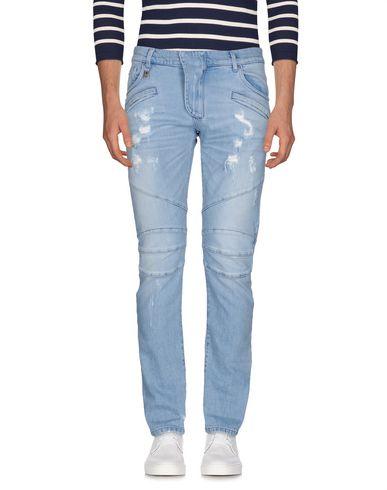 Джинсовые брюки PIERRE BALMAIN 42554226TA
