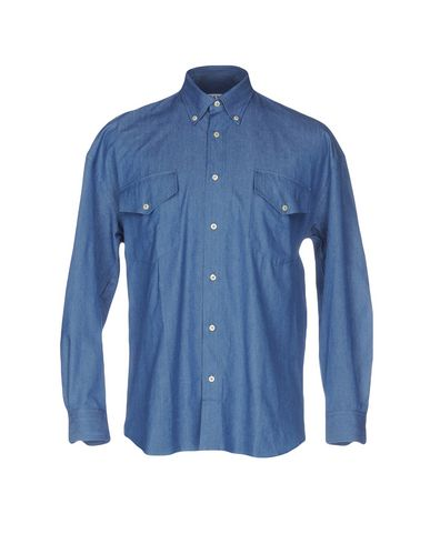 Джинсовая рубашка от CAMO