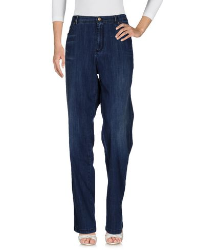 Купить Джинсовые брюки от BLUE LES COPAINS синего цвета