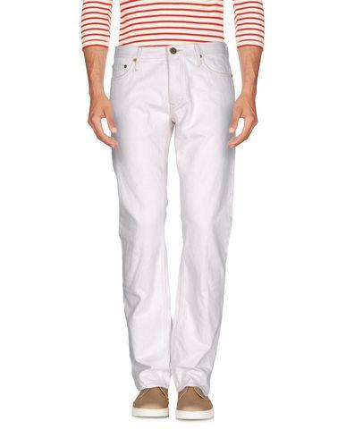 Джинсовые брюки BURBERRY 42555004UR