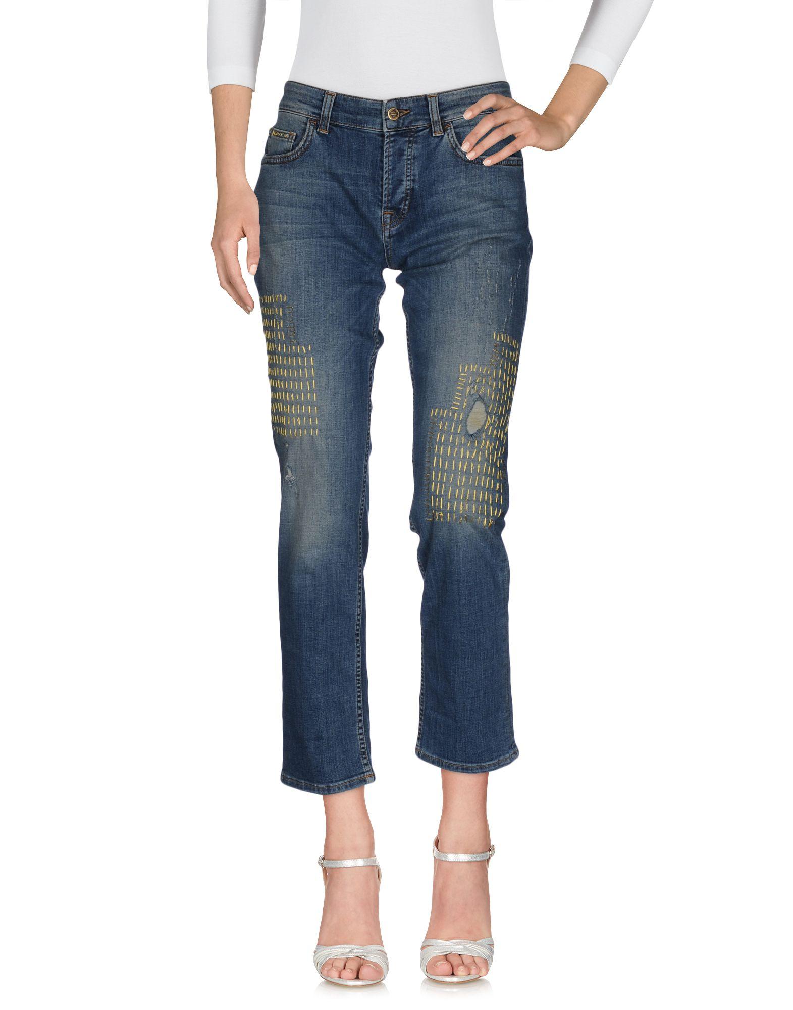 ФОТО liu •jo джинсовые брюки