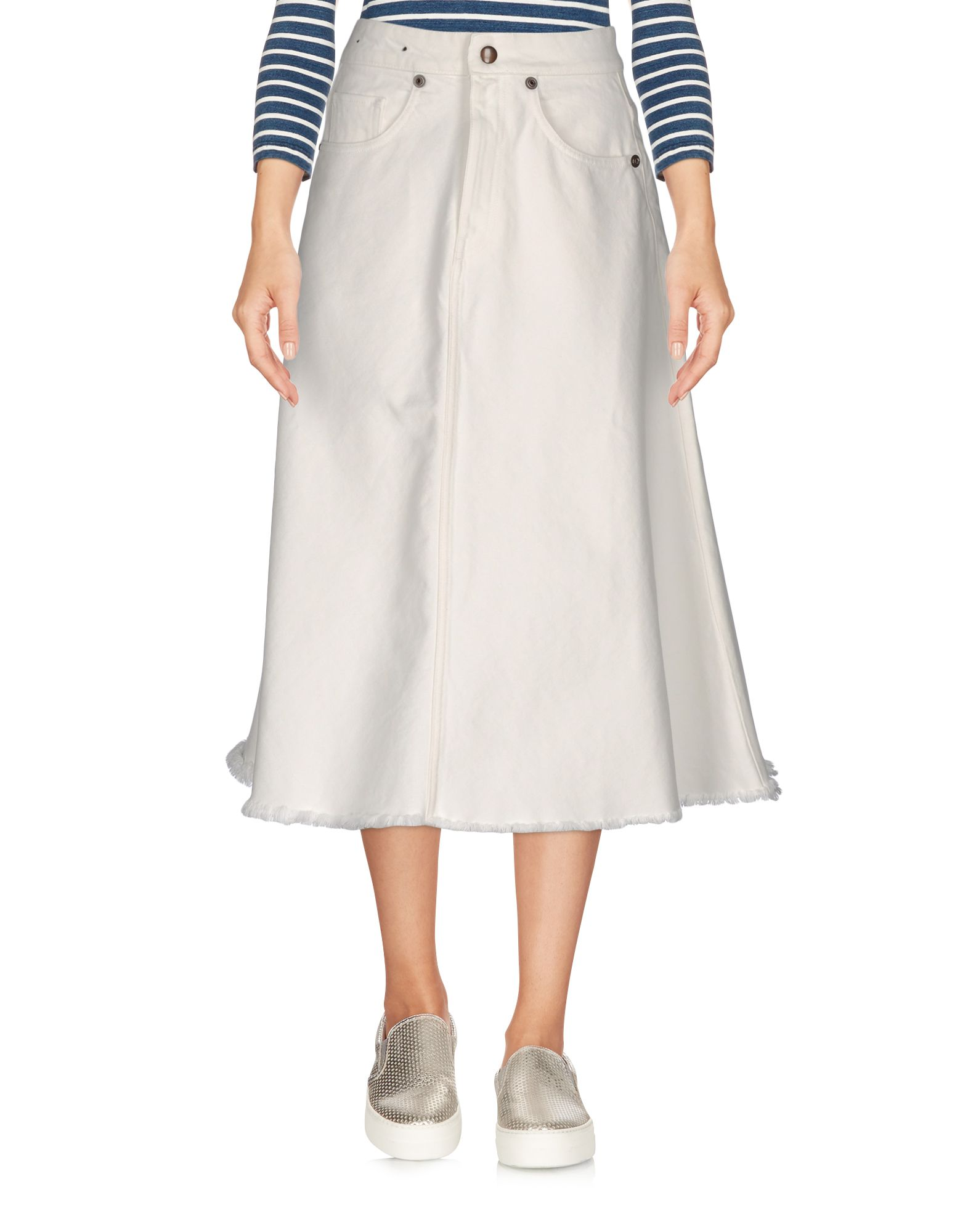 ФОТО covert Джинсовая юбка