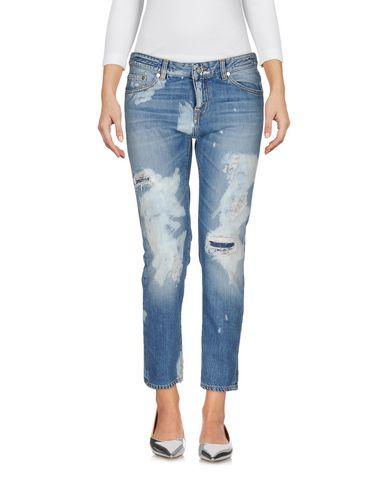 Джинсовые брюки FRANKIE MORELLO 42555588QP