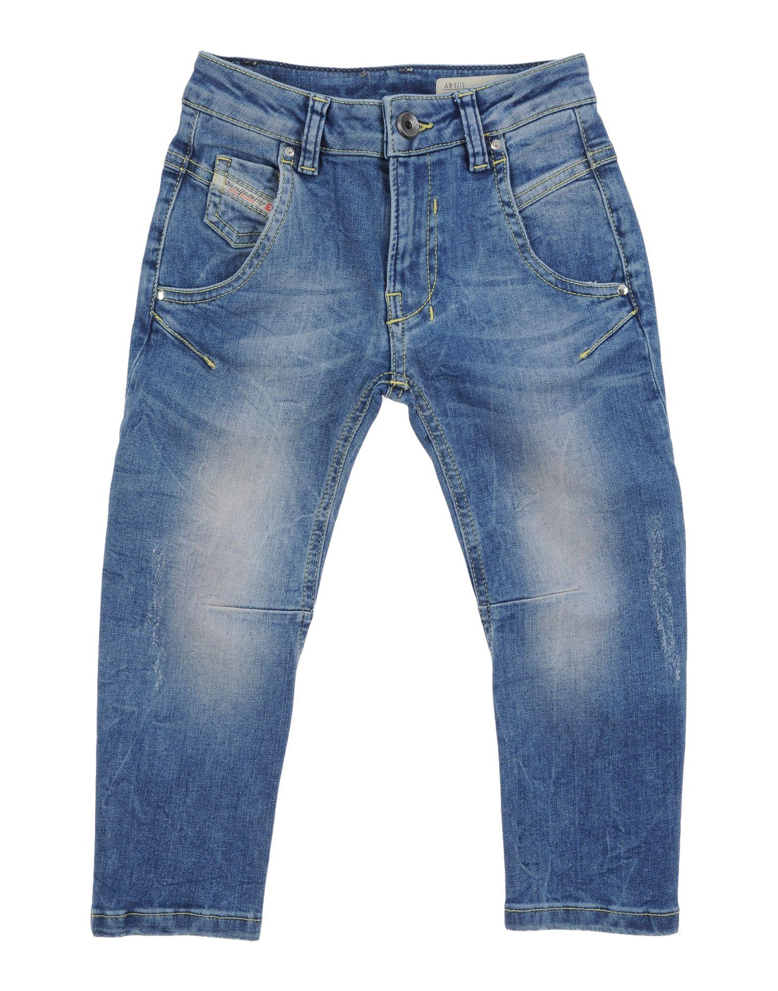 DIESEL Джинсовые брюки брюки diesel 00cyqv 0855c 01