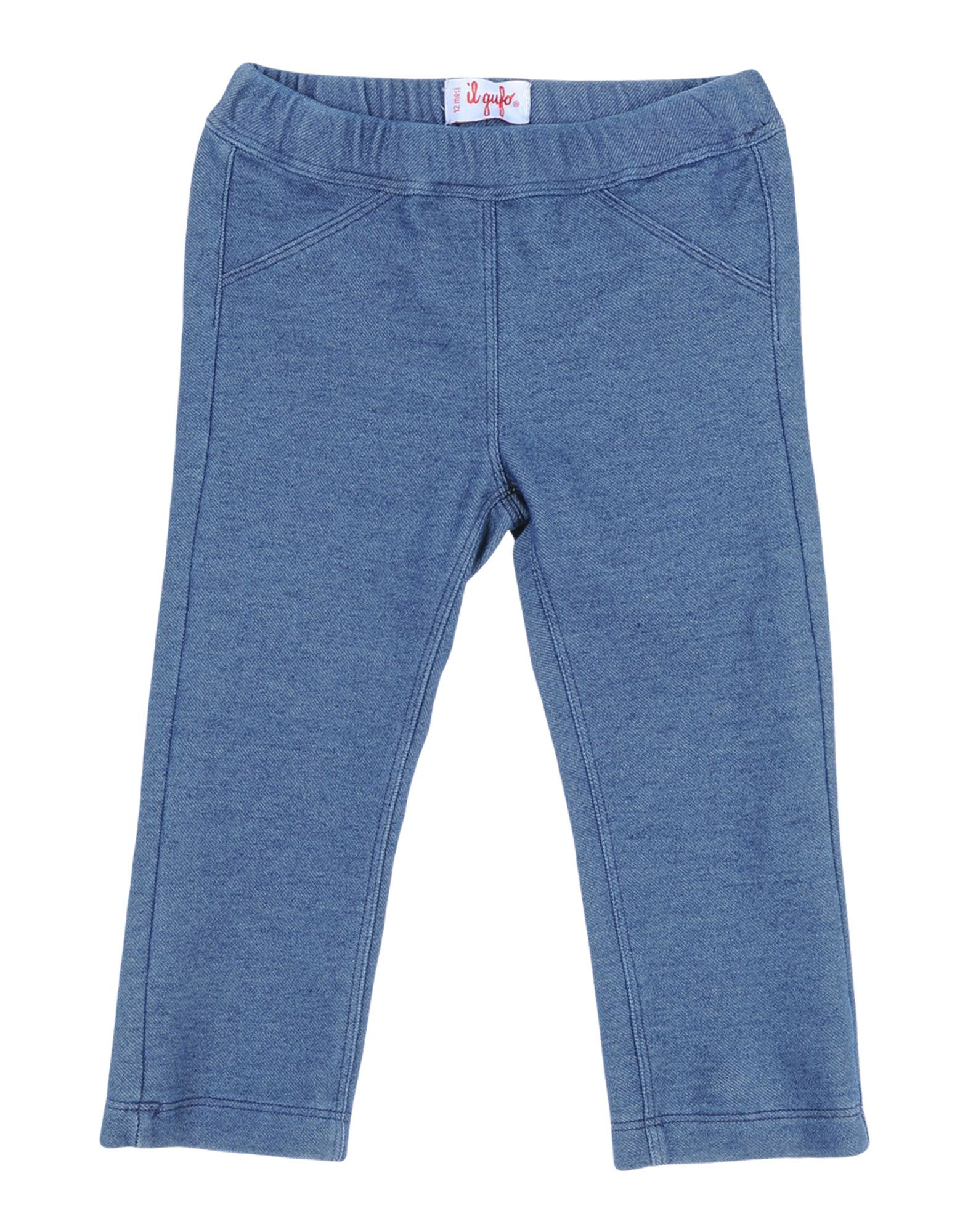 IL GUFO Джинсовые брюки c gomes il guarany