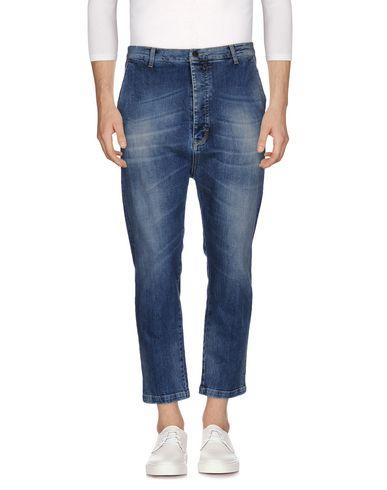 Джинсовые брюки DANIELE ALESSANDRINI 42556146WN