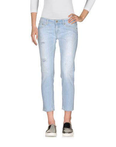 Джинсовые брюки-капри DONDUP 42556519CL
