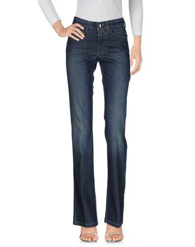 Джинсовые брюки ARMANI COLLEZIONI 42556871XC
