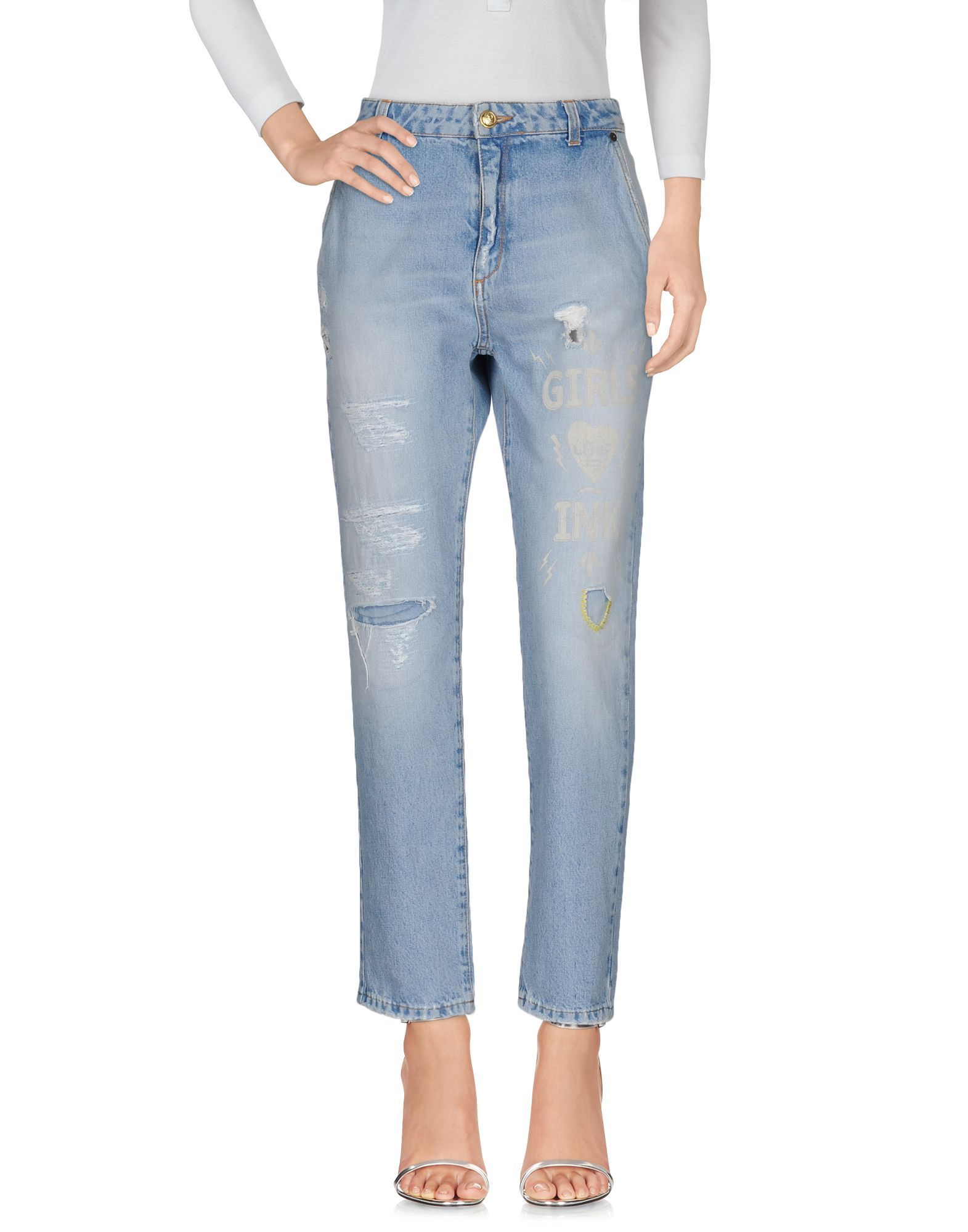 MONOCROM Джинсовые брюки dismero джинсовые брюки