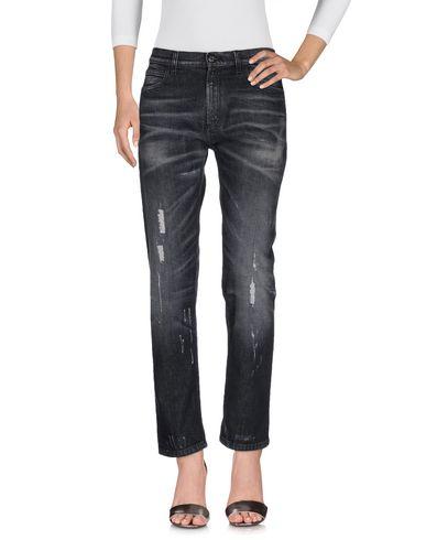 Джинсовые брюки GUCCI 42557062MB
