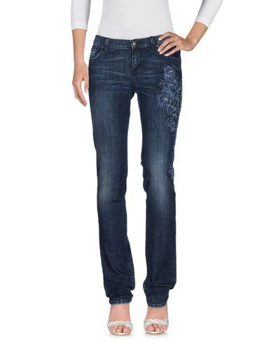 Джинсовые брюки ERMANNO DI ERMANNO SCERVINO 42557140XN