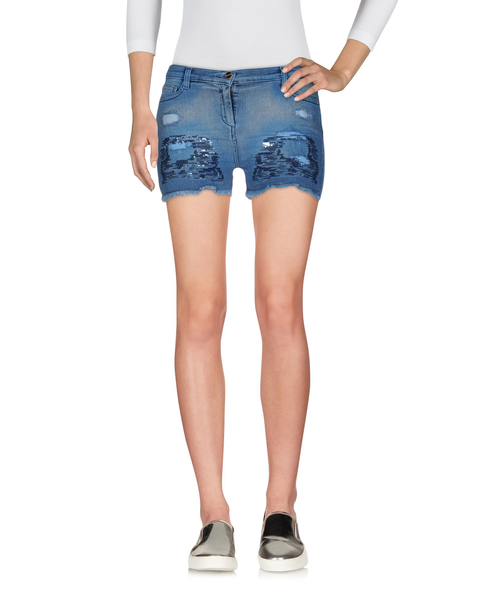 WHO*S WHO Джинсовые шорты who s who джинсовые шорты