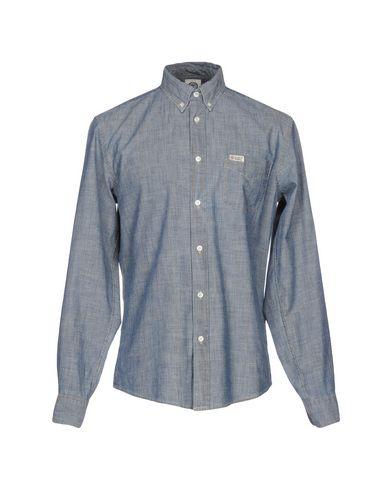 Джинсовая рубашка FRANKLIN & MARSHALL 42557550BJ