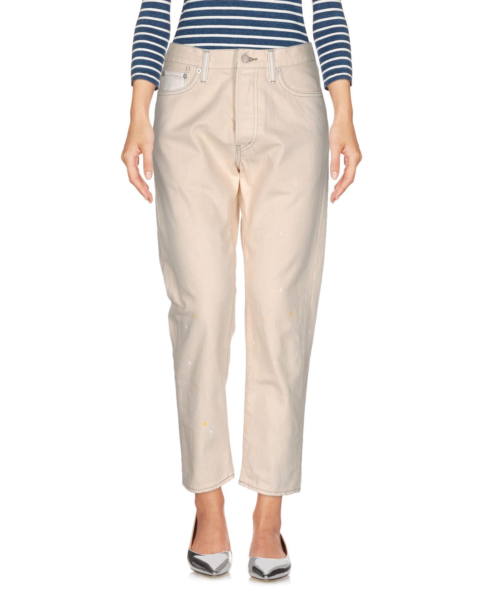 где купить  YMC YOU MUST CREATE Джинсовые брюки  по лучшей цене