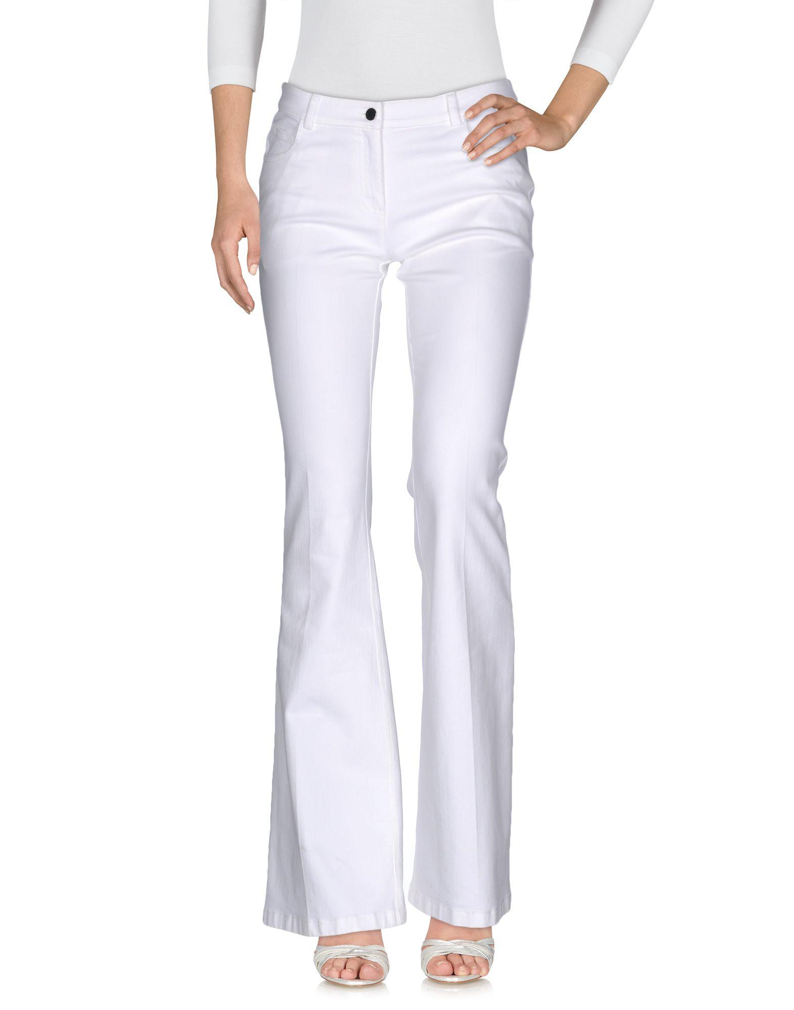 Фото MICHAEL KORS COLLECTION Джинсовые брюки. Купить с доставкой
