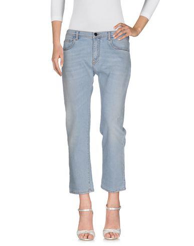 Джинсовые брюки FENDI 42557728XK