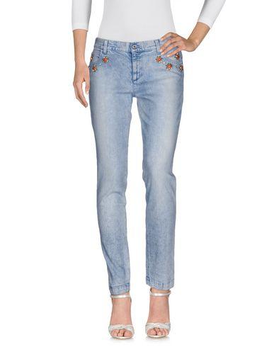 Джинсовые брюки GUCCI 42557764ND