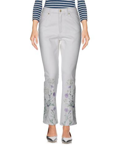 ALEXANDER MCQUEEN Pantalon en jean femme
