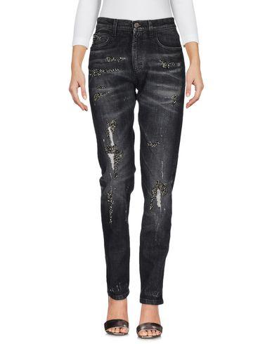 Джинсовые брюки GUCCI 42557816QJ