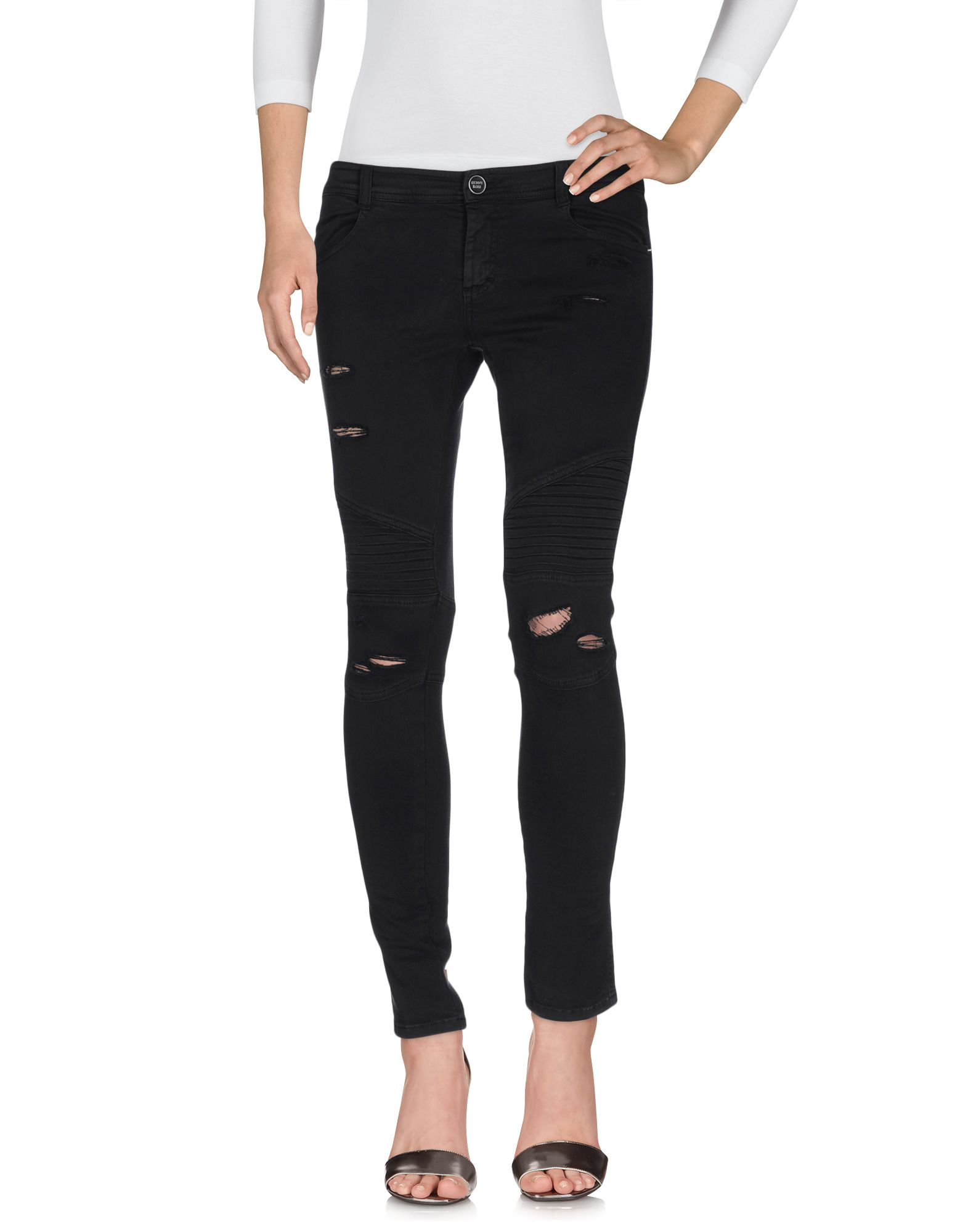 DENNY ROSE Джинсовые брюки цены онлайн