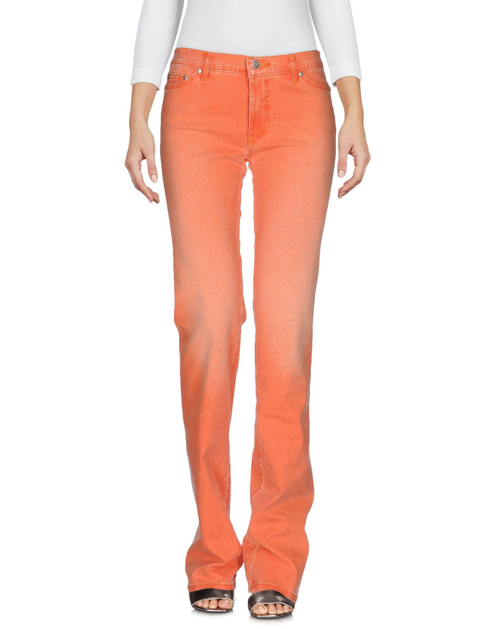 купить BLU BYBLOS Джинсовые брюки по цене 2150 рублей
