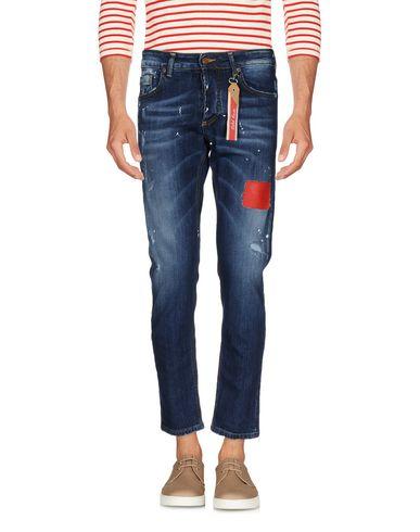 Джинсовые брюки LABELROUTE 42558176QE
