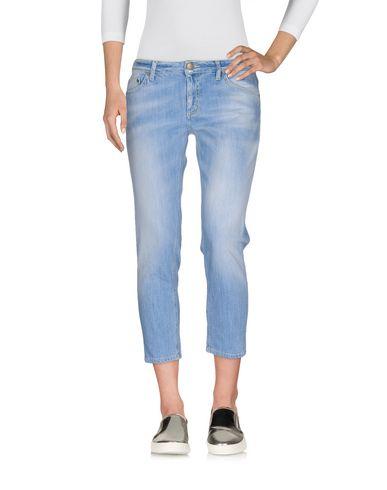 Джинсовые брюки-капри DONDUP 42558354VP