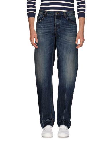 Джинсовые брюки GUCCI 42558601BP