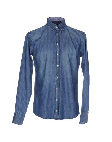 Джинсовая рубашка от BASTONCINO