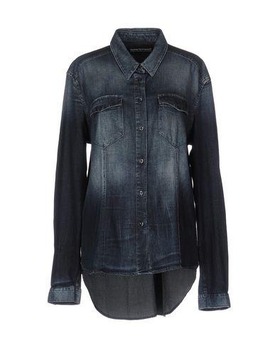 Джинсовая рубашка PIERRE BALMAIN 42558734DW