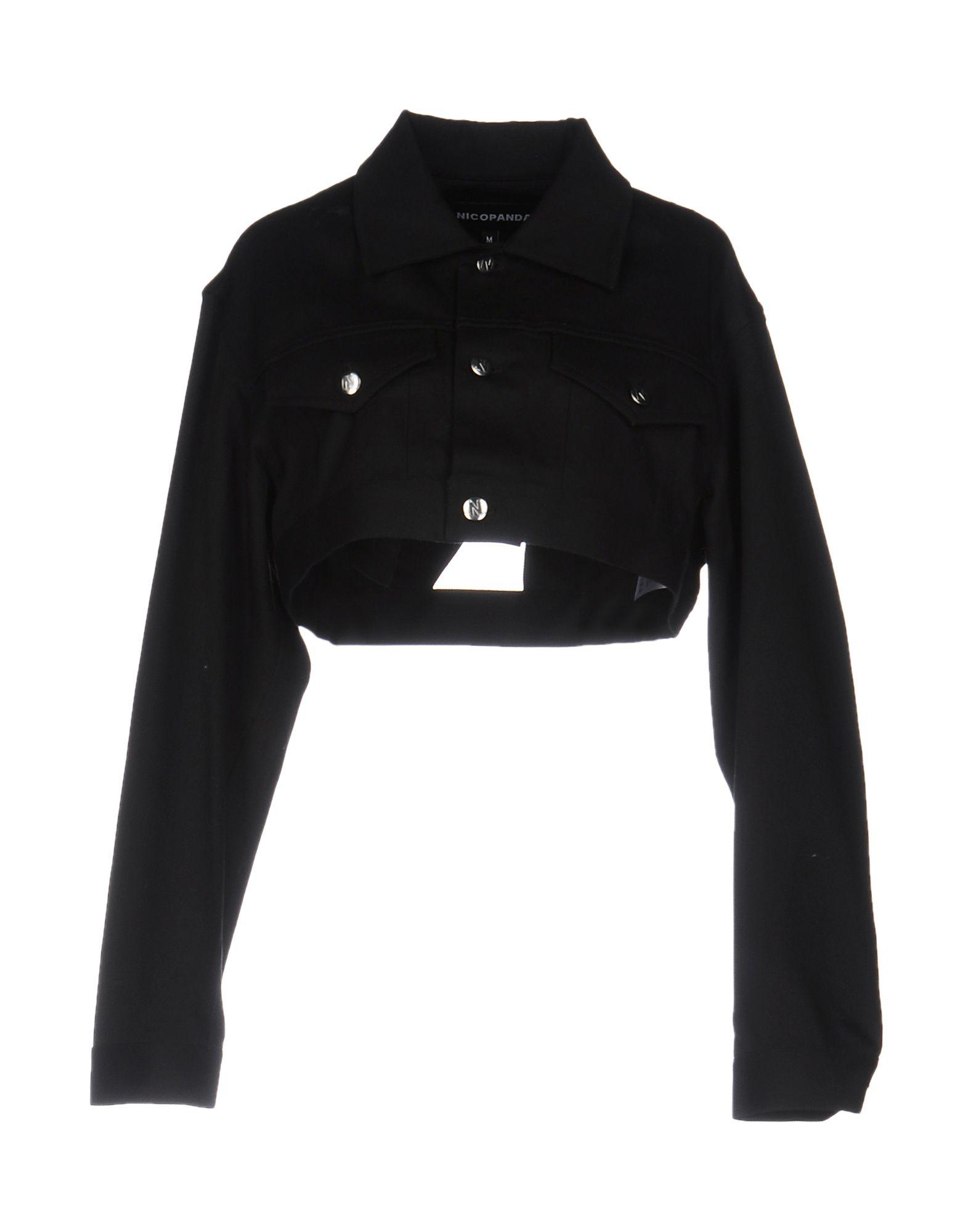 hōsio джинсовая верхняя одежда NICOPANDA Джинсовая верхняя одежда