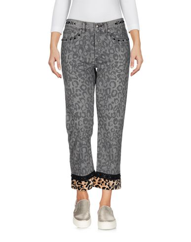 Джинсовые брюки-капри MARC BY MARC JACOBS 42559104FT
