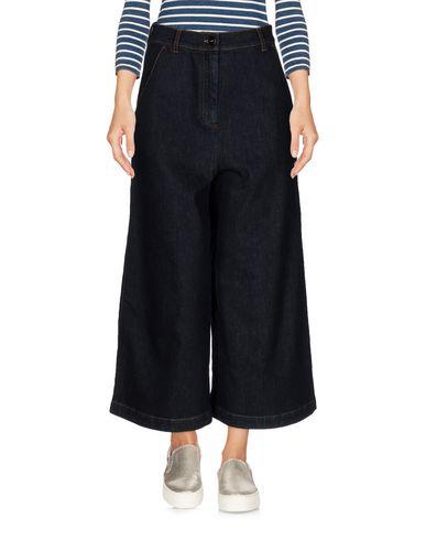 Джинсовые брюки-капри FENDI 42559187MQ