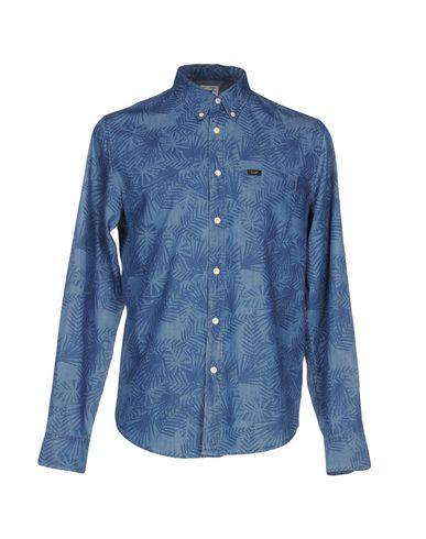 Джинсовая рубашка LEE 42559278SF